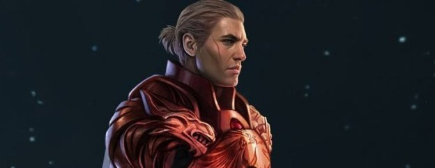 Darrow from Red Rising